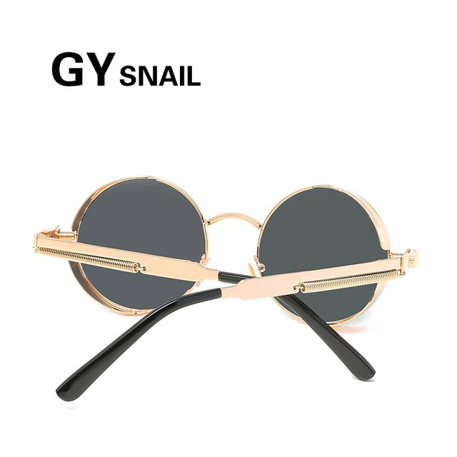 Steampunk Polarized Sunglasses