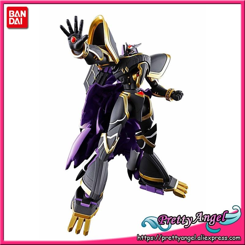 PrettyAngel - Genuine Bandai Tamashii Nations Digivolving Spirits 05 DIGITAL MONSTER X-evolution Alphamon Action Figure цена и фото