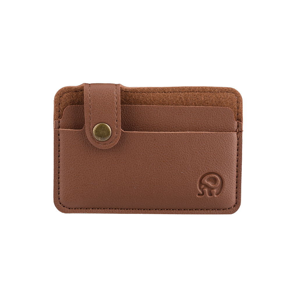 Wallet Package Cash-Holder Credit-Card Money-Clip Artificial-Leather-Material Fashion