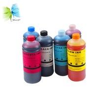 Winnerjet 1 set of 6 liters dye ink + chip resetter for Epson PP100 PP100AP PP50 PP100N PP100II inkjet printer