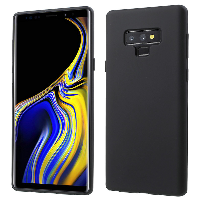 For Samsung Note 9 Case MERCURY GOOSPERY Matte Soft TPU Mobile Phone Case Cover for Samsung Galaxy Note 9 Note9 6.4 inch