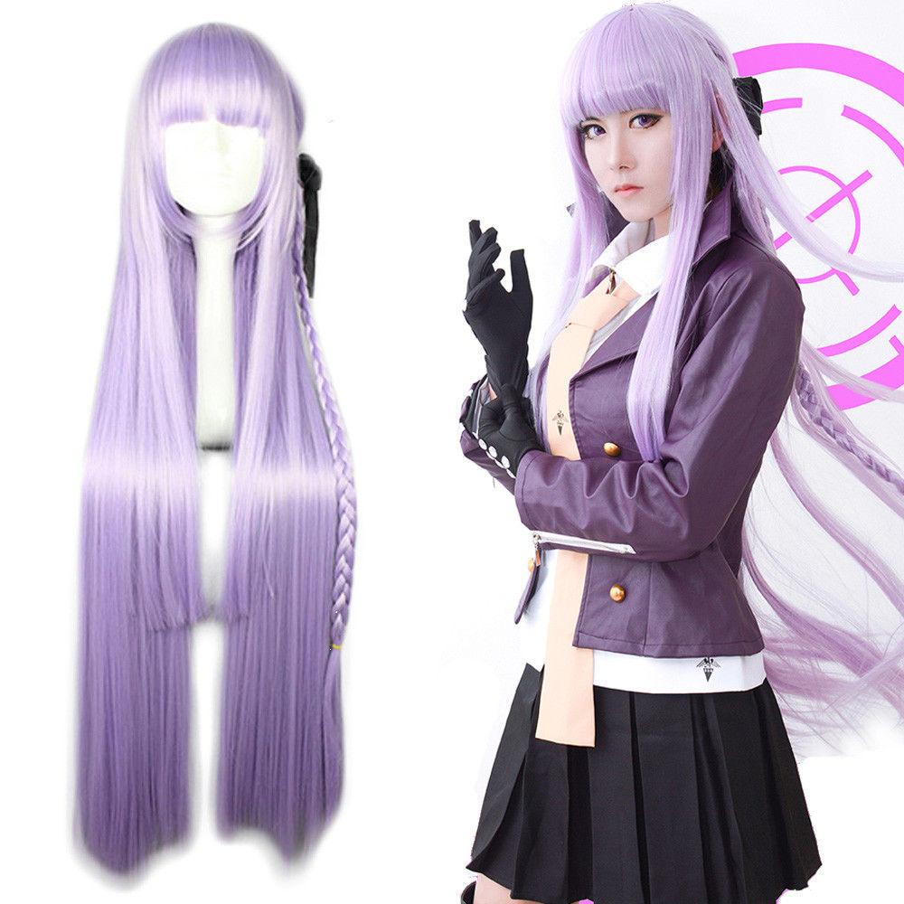Cosplay Ideas For Purple Hair