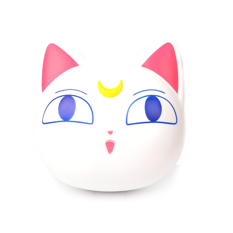 Lens Box Cartoon Cute Cat Portable Contact Storage Case Mirror Container Holder Lens Tools Box(China)