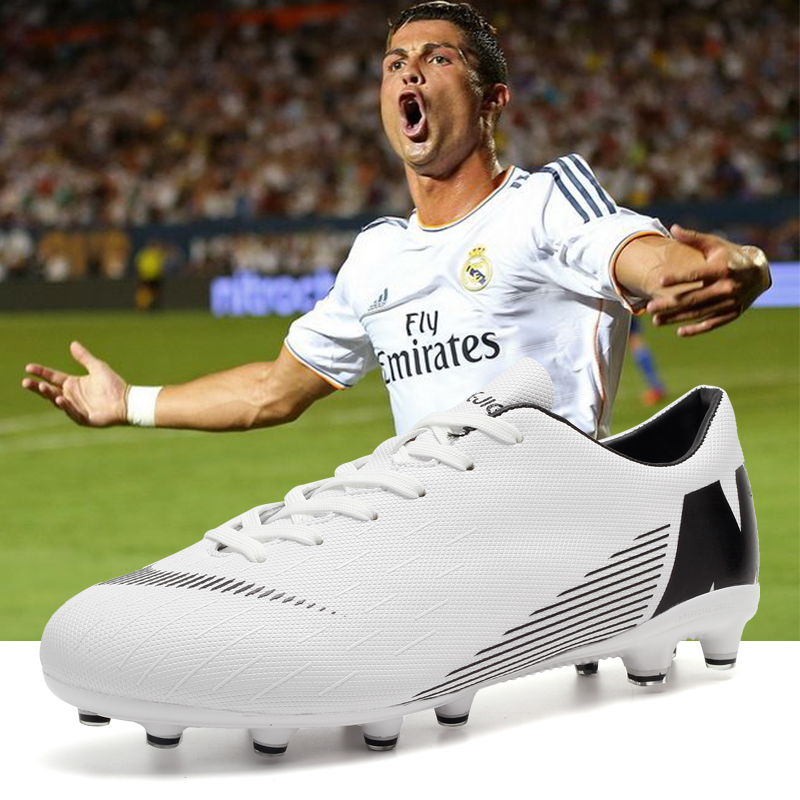 Football Boots Sneakers Training Shoes