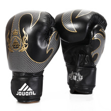Red Black Muay Thai font b Gloves b font mma Sanda Luvas Martial Arts Fighting Boxing