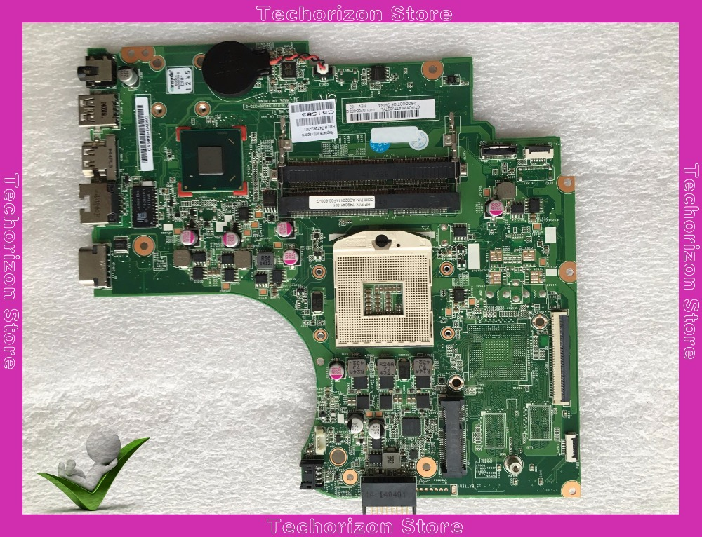 747262-501 747262-001 Fit For HP 15-D 240 G2 246 G2 Laptop Motherboard HM76 DDR3 tested working 574680 001 1gb system board fit hp pavilion dv7 3089nr dv7 3000 series notebook pc motherboard 100% working