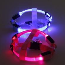Led Flashing Light Dog Harness