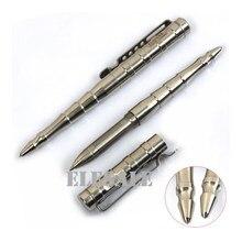 Laxis – stylo tactique B009 en acier inoxydable, pour hommes et femmes, outil d'auto-défense en plein air, trousse d'urgence, EDC