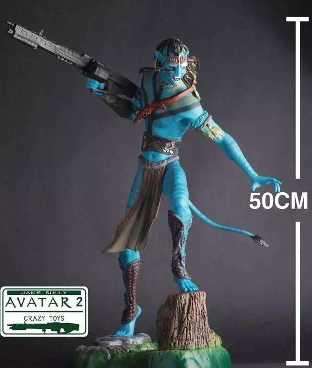 Neytiri /& Jake Sully action figure toy models Avatar figurine 50 cm Scale 1:6
