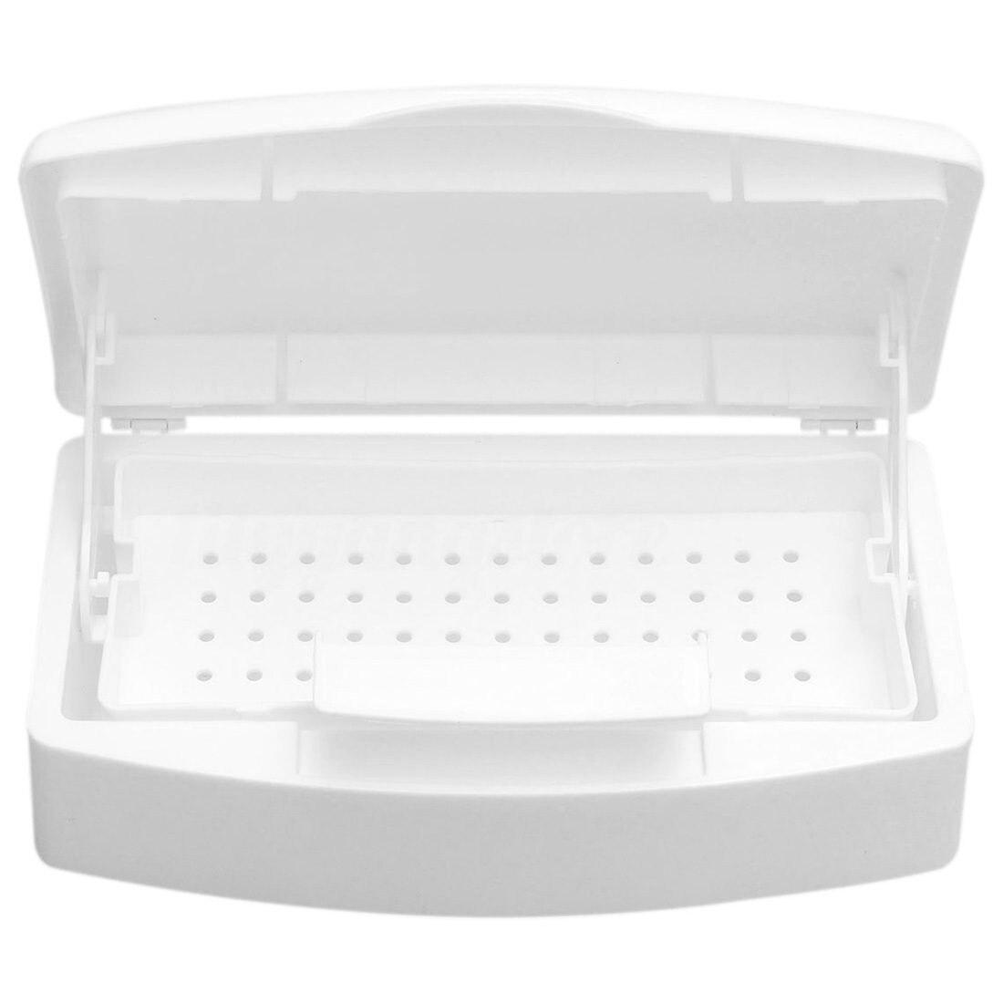 Nuovo Sterilizzatore Vassoio di Sterilizzazione Clean Box Unghie artistiche Salone di Manicure Implementare Tool, Strumento di Tipo 1