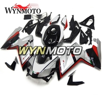 Complete Fairings For Aprilia RS125 2006 2011 Injection ABS Plastics RS4 125 07 08 09 10 Sportbike Body Kits Panels Silver Black