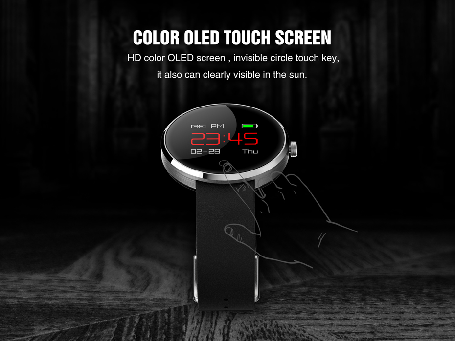 COLMI DM78 Smart Bracelet Blood Pressure Heart Rate Monitor IP68 waterproof Call reminder Activity Tracker Smart Band 01