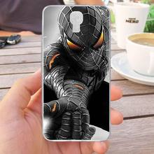 Mutouniao Avengers Design-7 Silicon Soft TPU Case Cover For Infinix Note 4 X572 Hot S3 X573 Smart X5010(China)
