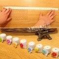 Banda de goma Materno Infantil Del Bebé Pañales Hebilla Pañal Cinturón Cinto Fijar Pantalones Cuidado de Clip de Dos Tamaño YY0214