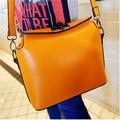 Timed 2016 Handbag For Women Messenger Bags Candy Color One Shoulder Leather Handbags Bag Of Postman Summer Style