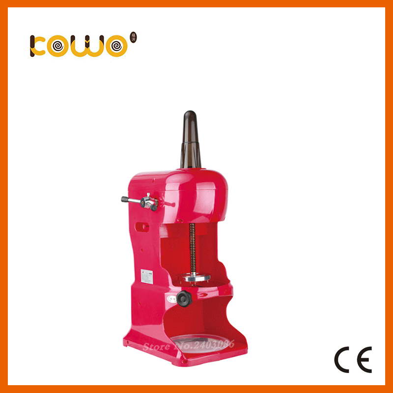 high efficiency multifunction commercial electric ice crusher snow cone ice shaver machine for sale цена 2017