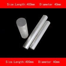 طول 6061 الألومنيوم ملليمتر