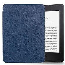 Чехол для amazon kindle paperwhite 1/2/3, ультра тонкий чехол для планшета, 6 дюймов, чехол со сном