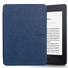 대 한 capa amazon kindle paperwhite 1/2/3 case cover Ultra Slim Case 대 한 태블릿 6 inch 쉘 와 잠(China)