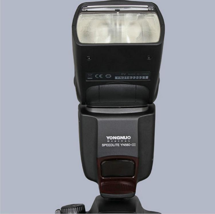 Yongnuo YN-560III YN-560 iii YN 560 III 2.4GHz Wireless Trigger Speedlite Flash For Canon Nikon Free Shipping with yn e3 rt ttl radio trigger speedlite transmitter as st e3 rt for canon 600ex rt new arrival