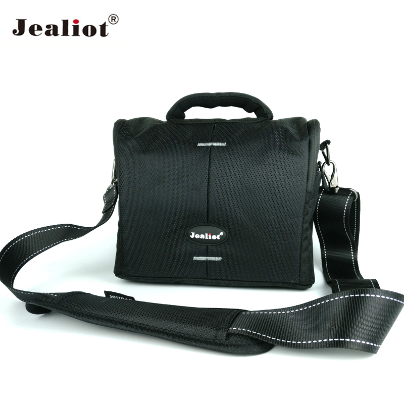 Jealiot Waterproof bag for the camera Bag photo lens SLR DSLR foto bag For Nikon Canon EOS 1300D 1200D 760D 750D 700D 600D 650D