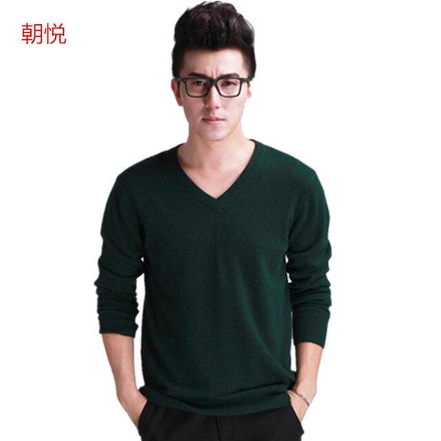 Aliexpress.com : Buy Classic men's cashmere sweaters 2017 pure ...