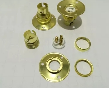 mix brass e14 e27 b15 lampholders light bracket for boat, train etc