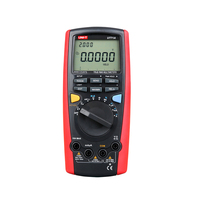 Интеллектуальные цифровые мультиметры UNI T UT71A CD Digital AC постоянного тока Напряжение USB true REL тестер сопротивления мультитестерный амперметр