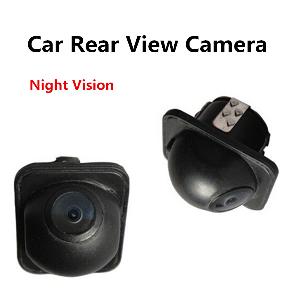 best selling Night Vision Reverse Color Camera HD Backup Car Rear View Camera 170 degree View Angle image