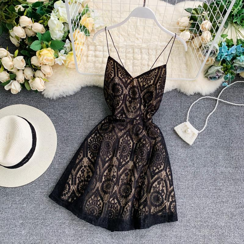 Beachwear For Women Vestidos Sexy Dress 2019 Summer Casual A Line Beach Boho Red Dresses Party Short Mini Dress Robe Femme Party