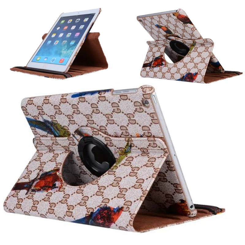 Fashion Patterns 360 Rotating Case Cover for iPad 2 3 4 Luxury Stand Cover Tablet Smart Case 9.7 for iPad 2 New iPad 3 iPad 4 ipad 3 new 16gb