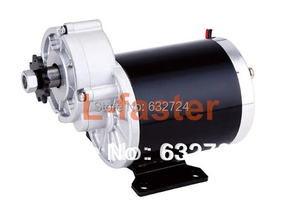 Buy 36v48v 600w Electric Bike Brush Motor