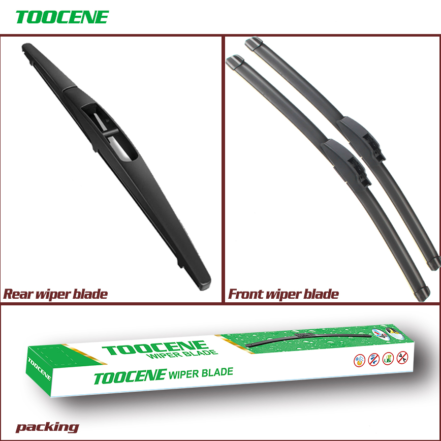 Front And Rear Wiper Blades For Infiniti Qx56 2011 2013