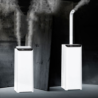Commercial Air Humidifier PE HGY01 13L Capacity Smart Humidity Control Remote Time Setting Water Mist Diffuser