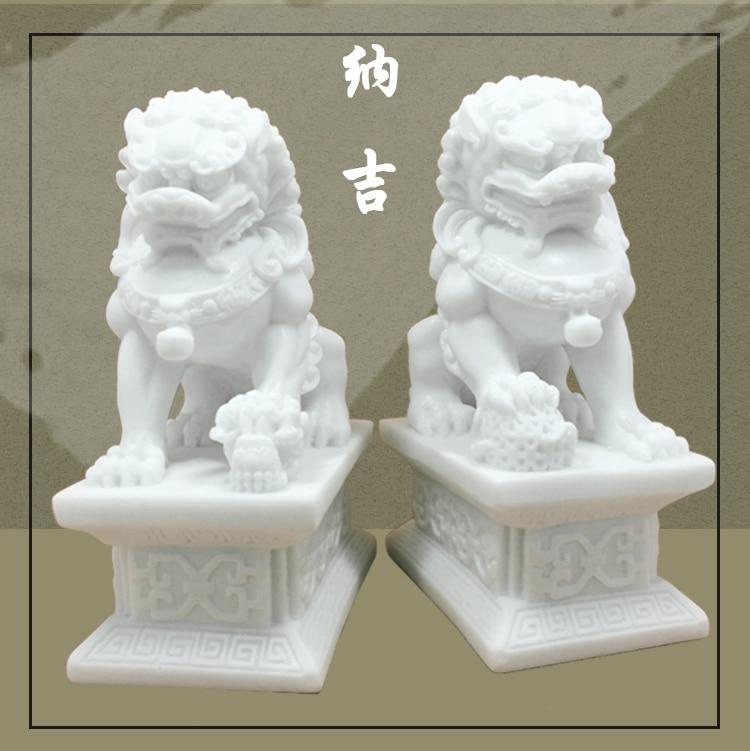Resultado de imagem para leoes guardiões na china