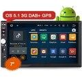 """Ctj ES3092Y 7 """"ОС Android 5.1 GPS Автомобиля DAB + 3 Г Wi-Fi БЕЗ Функции DVD"""