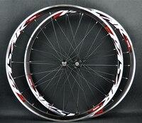 1650g 700C Sealed Bearings Road Bike Bicycle Wheels Wheelset Rims 11 Speed