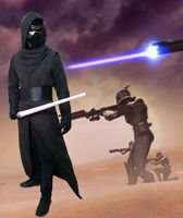 Star Wars Costume Adult Jedi Star Wars Costume Star Wars Costume Darth Vader Warrior Cosplay Halloween