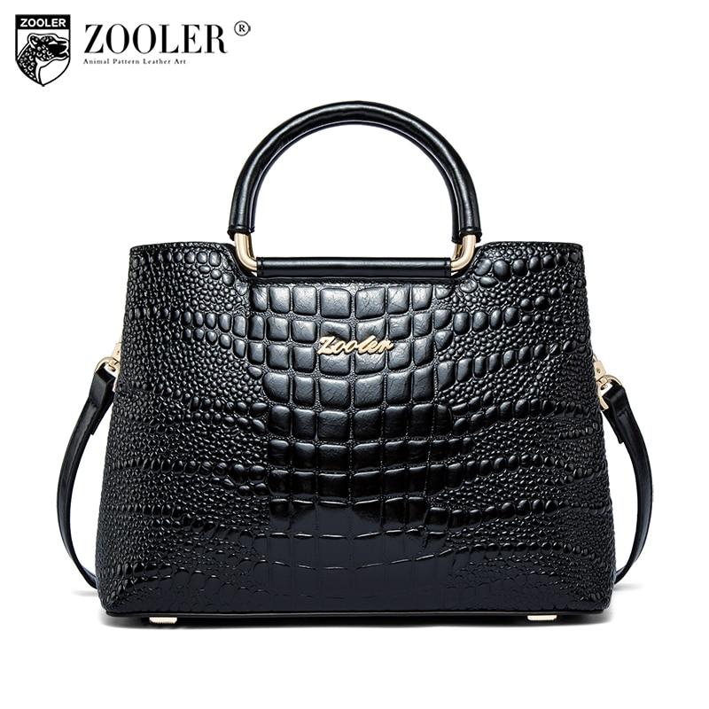 Zooler genuine leather bag designer handbags high quality bags handbags women famous brands shoulder bag women shoulder bag-C161 все цены