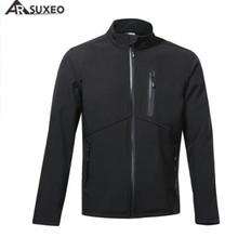 ARSUXEO Fleece Cycling Jacket Winter Warm Up Bike Clothing Windproof Waterproof Sports Coat Cycling Jersey Cycling