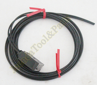 New Photoelectric Fiber Optic Sensor head RGB CZ 40 FIBEROPTIC CZ40