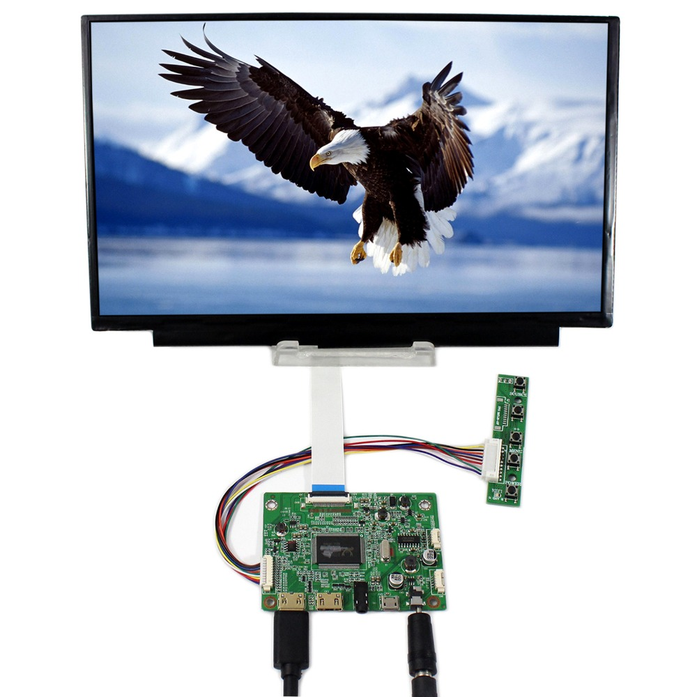 HDMI Mini LCD Controller Board With 11.6inch 1920x1080 N116HSE-EJ1 EA1 IPS LCD Screen