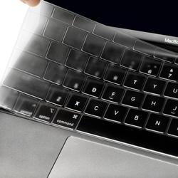 Для Apple Macbook pro13/11Air 13/15 Retina12 дюймов все серии Силиконовый чехол прозрачный чехол Защитная пленка EU/US