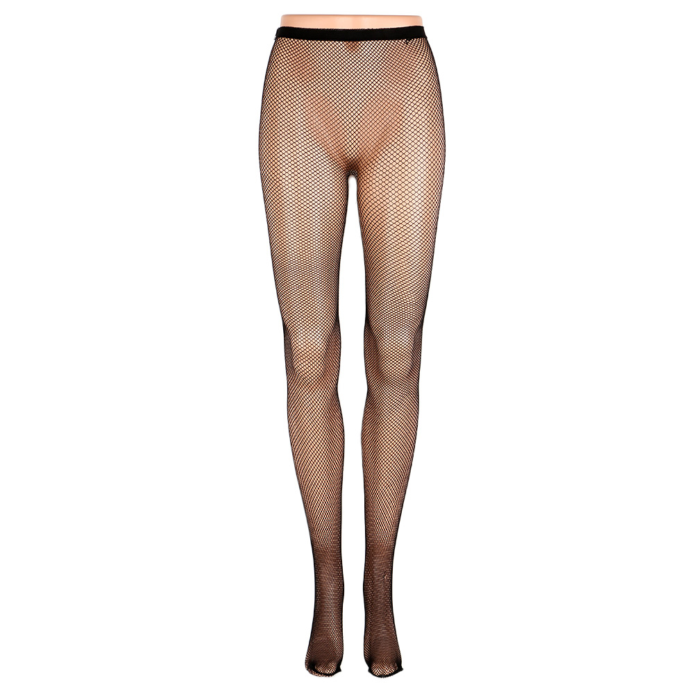 Women Sexy Pantyhose Mesh Fishnet Pattern Tights Long Stocking Jacquard Foot Seam Pantyhose Punk Stockings Hosiery