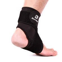 Ankle and ankle protection for outdoor running, fitness, pressure elastic bandage, sprain