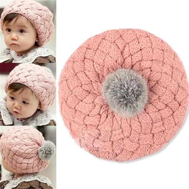 Kid's Crochet Beanie 6