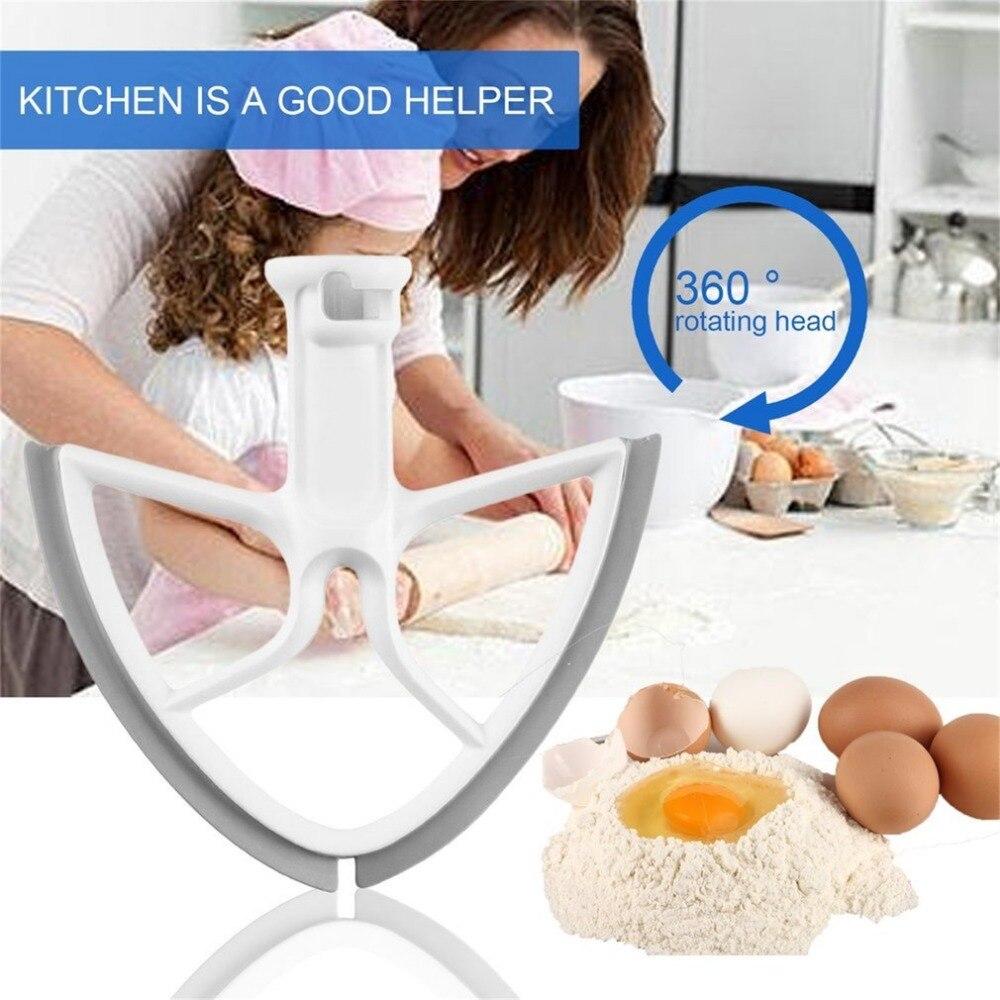 Резиновая лезвие миксер для 5-кварт Кухня помощи чаша лифт смеситель выпечки инструмент Кухня смеситель Интимные аксессуары с квадратным