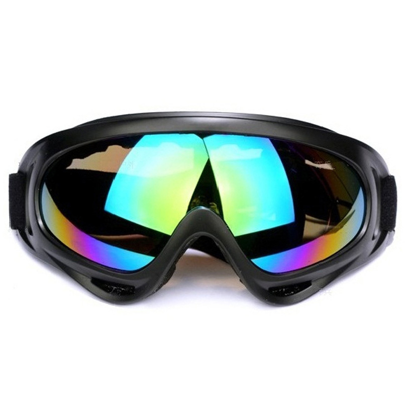 X400 UV Protection Outdoor Sports Ski Snowboard Skate Goggles Motorcycle Off-Road Cycling Skiing Goggle Glasses Eyewear Lens