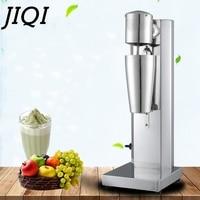 JIQI Multifunction Milkshaker Stainless Steel Milkshake Bubble Tea Stirring Machine Drink Milk Foam Mixer Blender Smoothie Maker