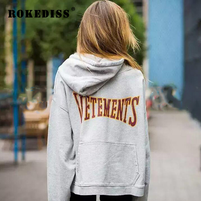 hot streetwear hip hop grey sweatshirt harajuku men mass effect fashion killa skate vetements hoodie oversized kanye sweat TC191